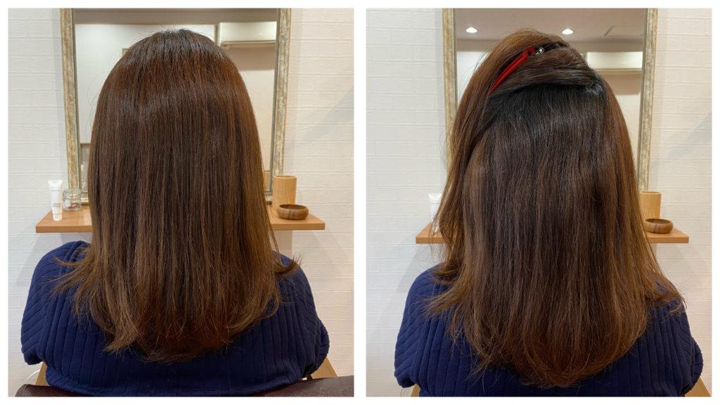 髪質改善トリートメントの効果は実感できる?ヘアカラーと組み合わせた実例