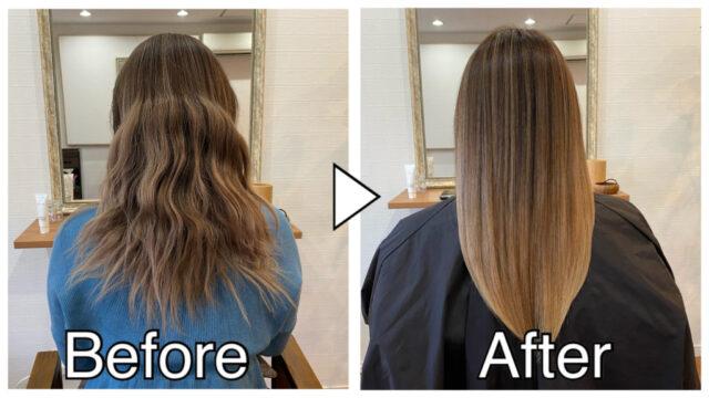 【ブリーチした髪に髪質改善】どれくらいもつ?失敗のリスクはある?