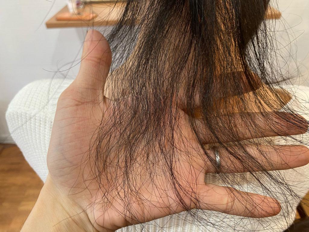 【伸びてない・チリチリ・はねる】縮毛矯正の失敗をリカバリーする実例