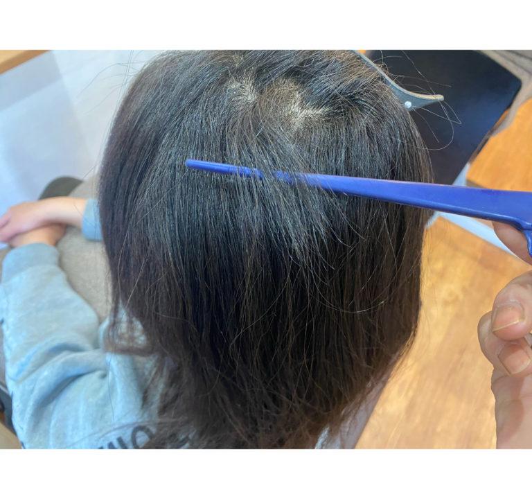 【縮毛矯正をかけたら根元が折れて髪が切れた】その後矯正はできる?